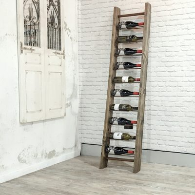 Grapes and Ladders Wine Rack Clinq Cellar V