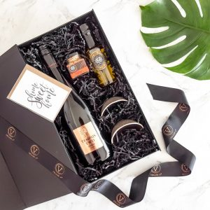 Wine and Dukkah Hamper